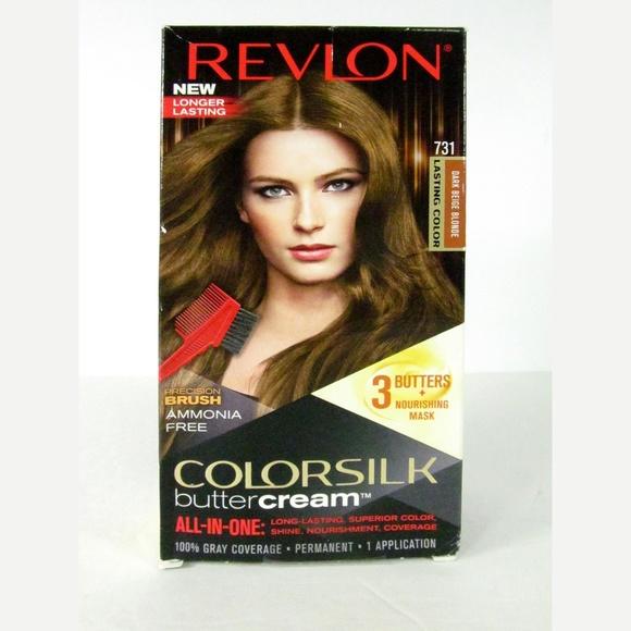 Revlon Colorsilk Butter Cream #731